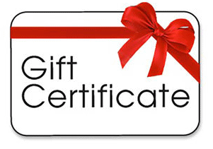 gift certificate for axe throwing